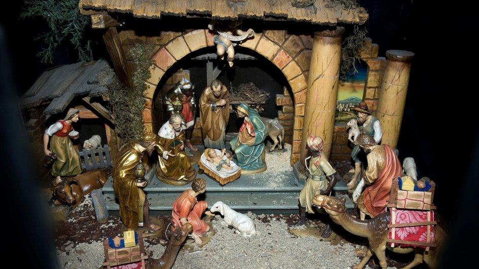 Folkekirkens Skoletjeneste: Brug julekrybben i